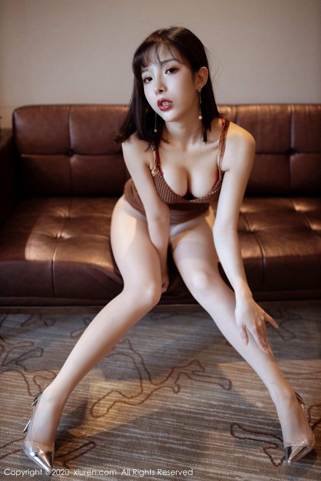 China Beautyful Girl Pic No.041    Chen Xiao Miao (陈小喵)