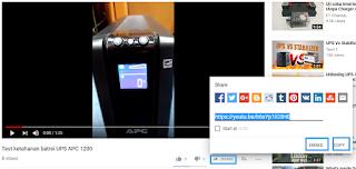 2 Langkah Memasukkan Video Youtube Ke Postingan Blogspot