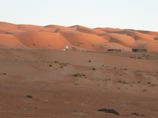 wahiba sand