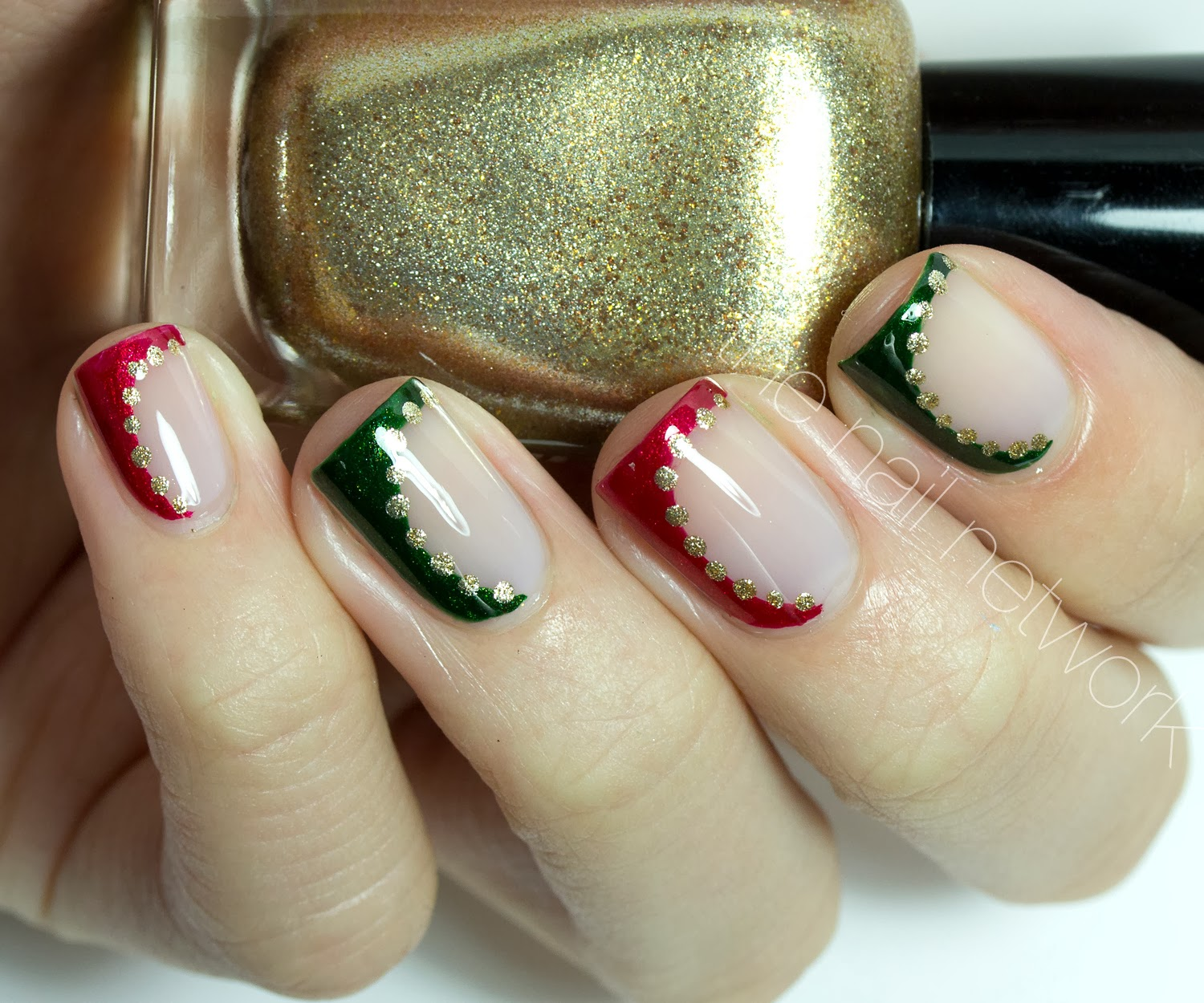 The Nail Network: December 2013
