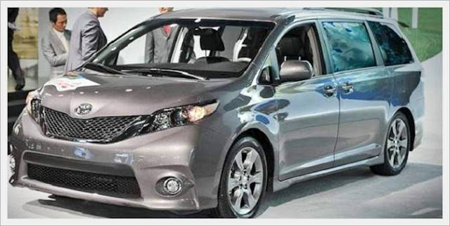 Toyota Sienna 2016 Release Date Canada