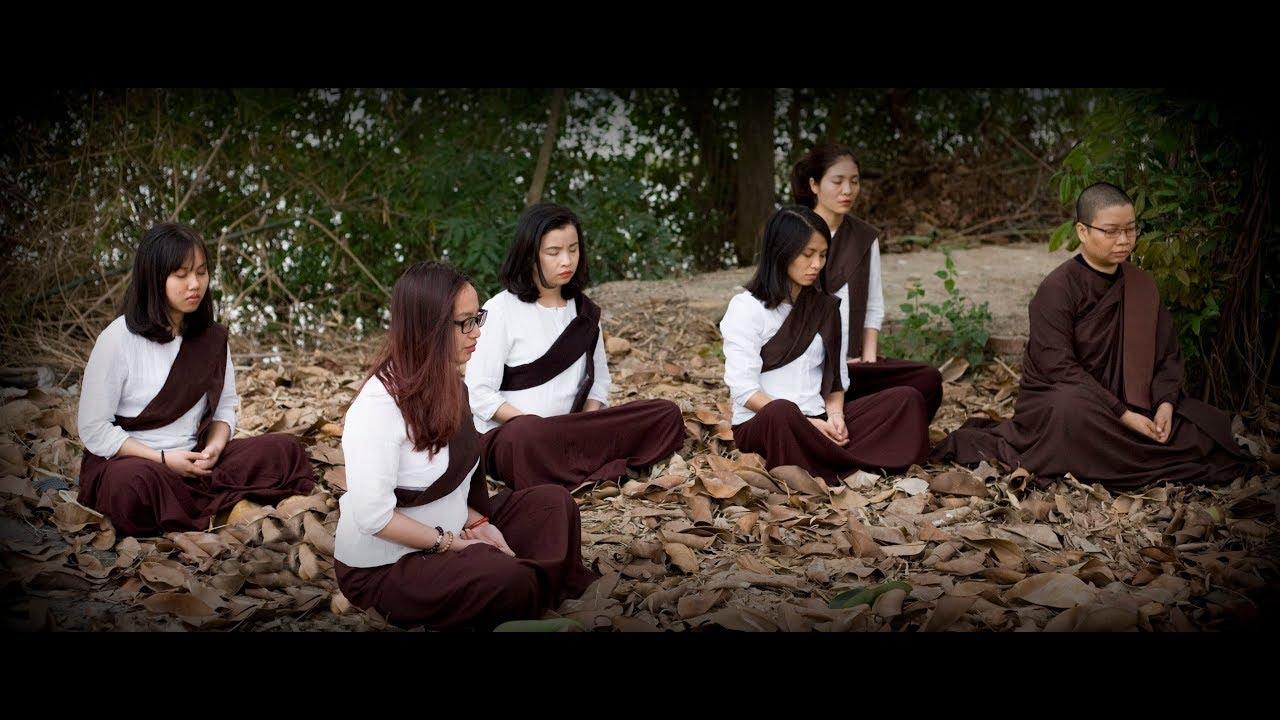 Nhóm Thiền giữa đời thường - Ngày Tứ niệm xứ ngày 11 tháng 11 (Vietherevada)
