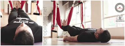 Aero Pilates Ejercicio