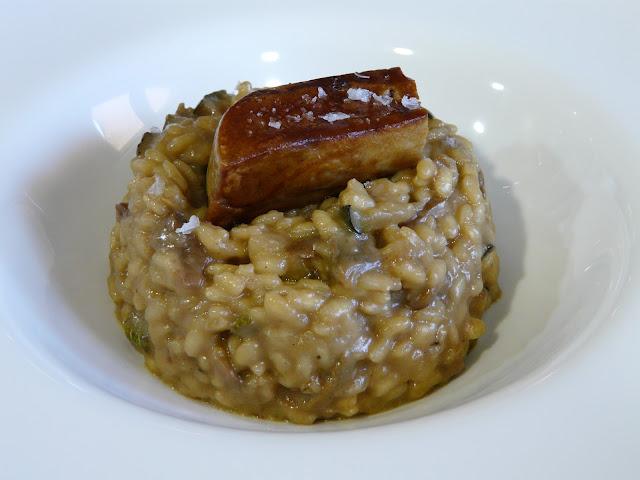 Risotto de Ceps, arròs amb bolets, formatge, arroz, setas, l'essencia de la cuina, blog de cuina de la sonia, arroz, arròs, formatge, arros amb carbassó, arroz con calabazin, Risoto,