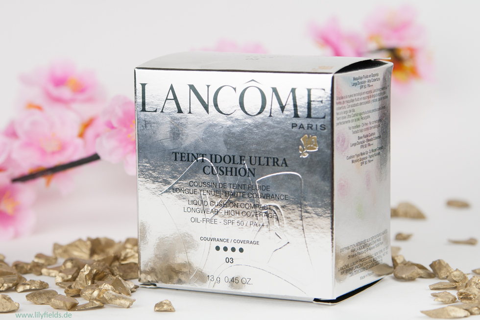 Lancome - Teint Idole Ultra Cushion  Foundation