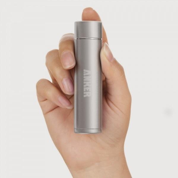 batería externa compacta