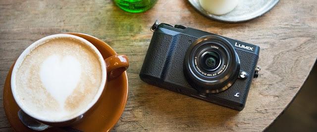 Fotografia ambientata della Panasonci GX80