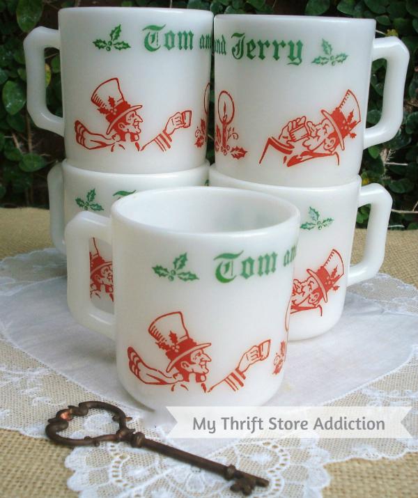 Vintage Tom & Jerry mugs
