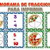 Memorama de fracciones
