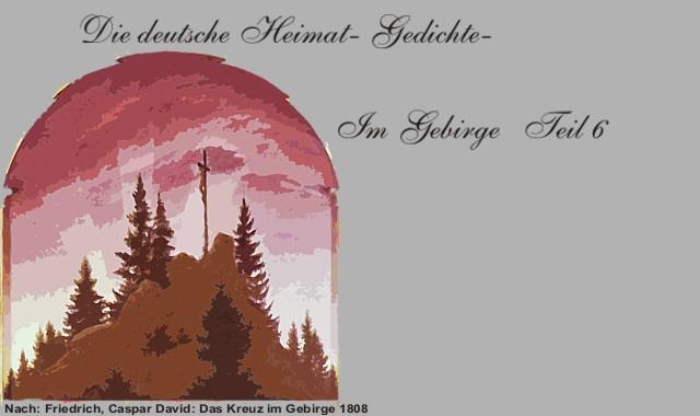 Gebirge-Gedichte
