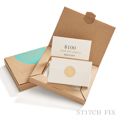 Stitch Fix App, Gift Cards, and More!
