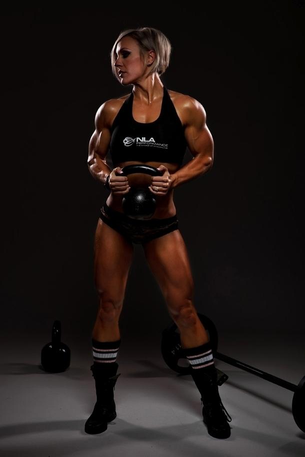 Nude Women Of Fitness 9