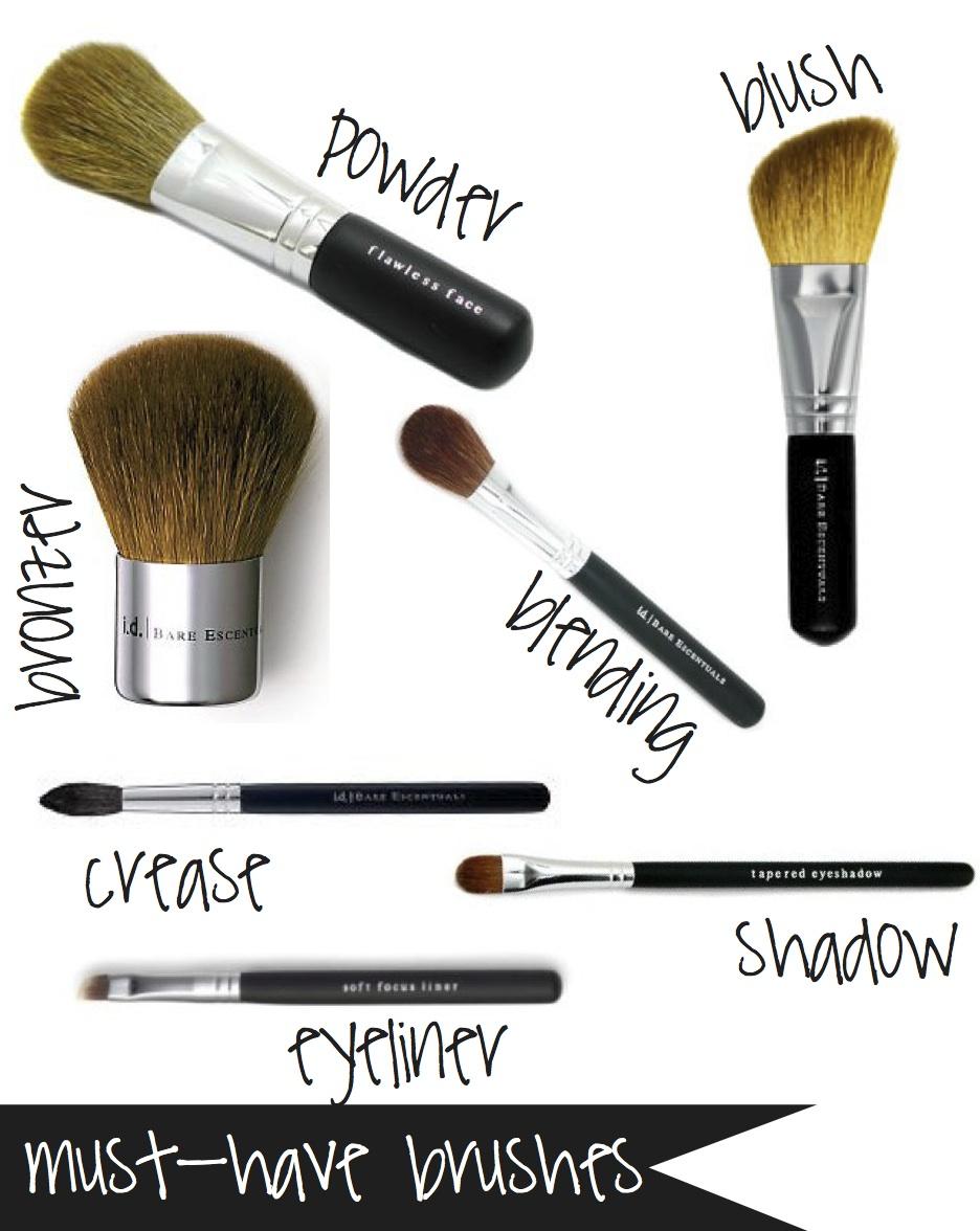 Makeup Tools: Must-Have Makeup Brushes
