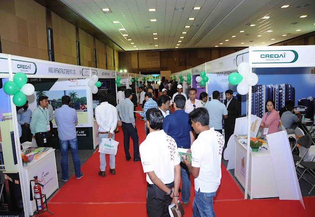 Thousands Throng CREDAI's Realty Expo at Hotel Park Plaza
