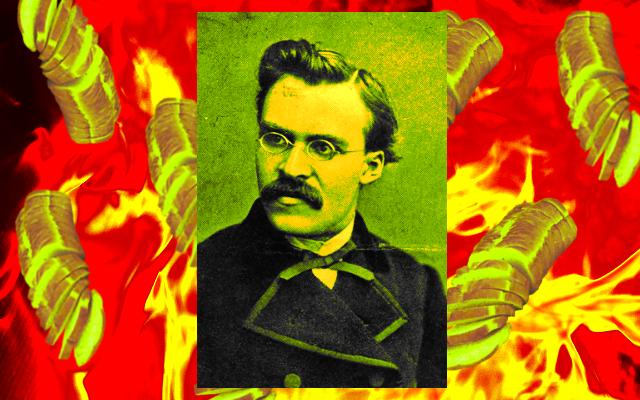 Nietzsche para falsos celíacos