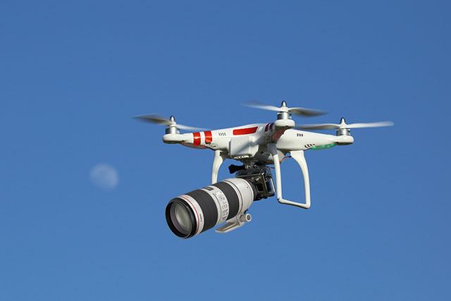 #TrueNews : Drug gang suspected of using drones to spy on police in Australia