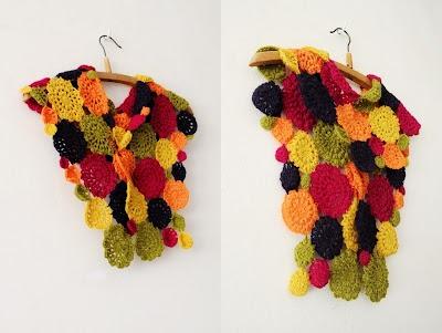 Inspiración Cuello de Flores Multicolor