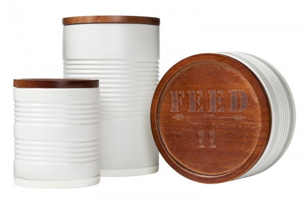 FEED USA + Target canister