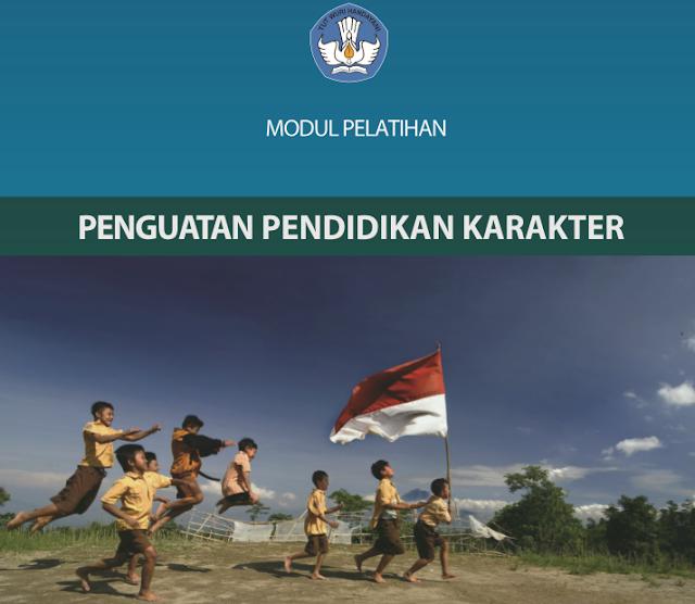 Buku Pendoman dan Pengembangan Pendidikan Karakter (PPK) Tahun 2017
