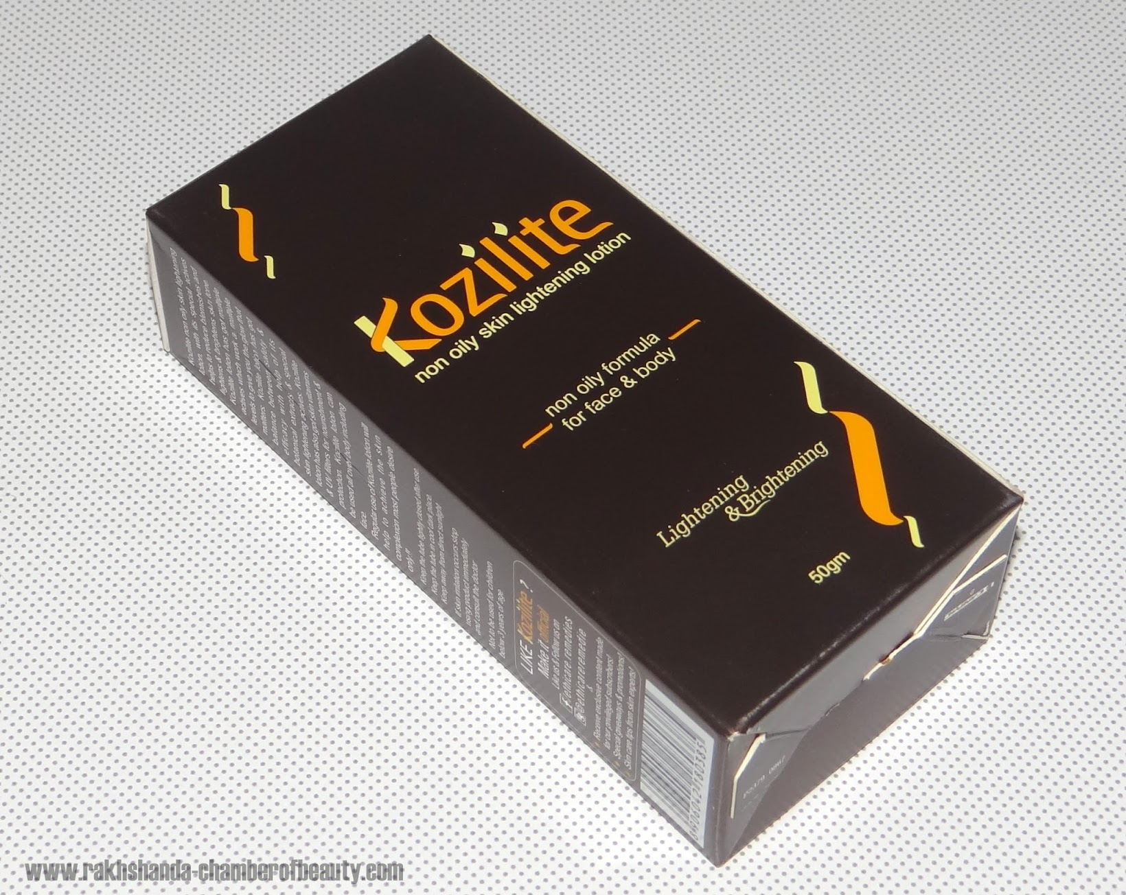 Kozilite Non Oily Skin Lightening Lotion- review, whitening lotion, Kozilite Non Oily Lightening Lotion price, skin lightening lotion in India, review and swatches,  Ethicare Remedies, Kozilite Lightening lotion buy online, chamber of beauty, Indian beauty blogger, Top Beauty Blog in India