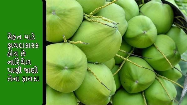 coconuts benefits