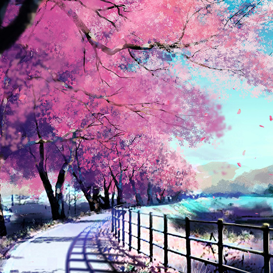 Anime Sakura Wallpaper Engine Download Wallpaper Engine