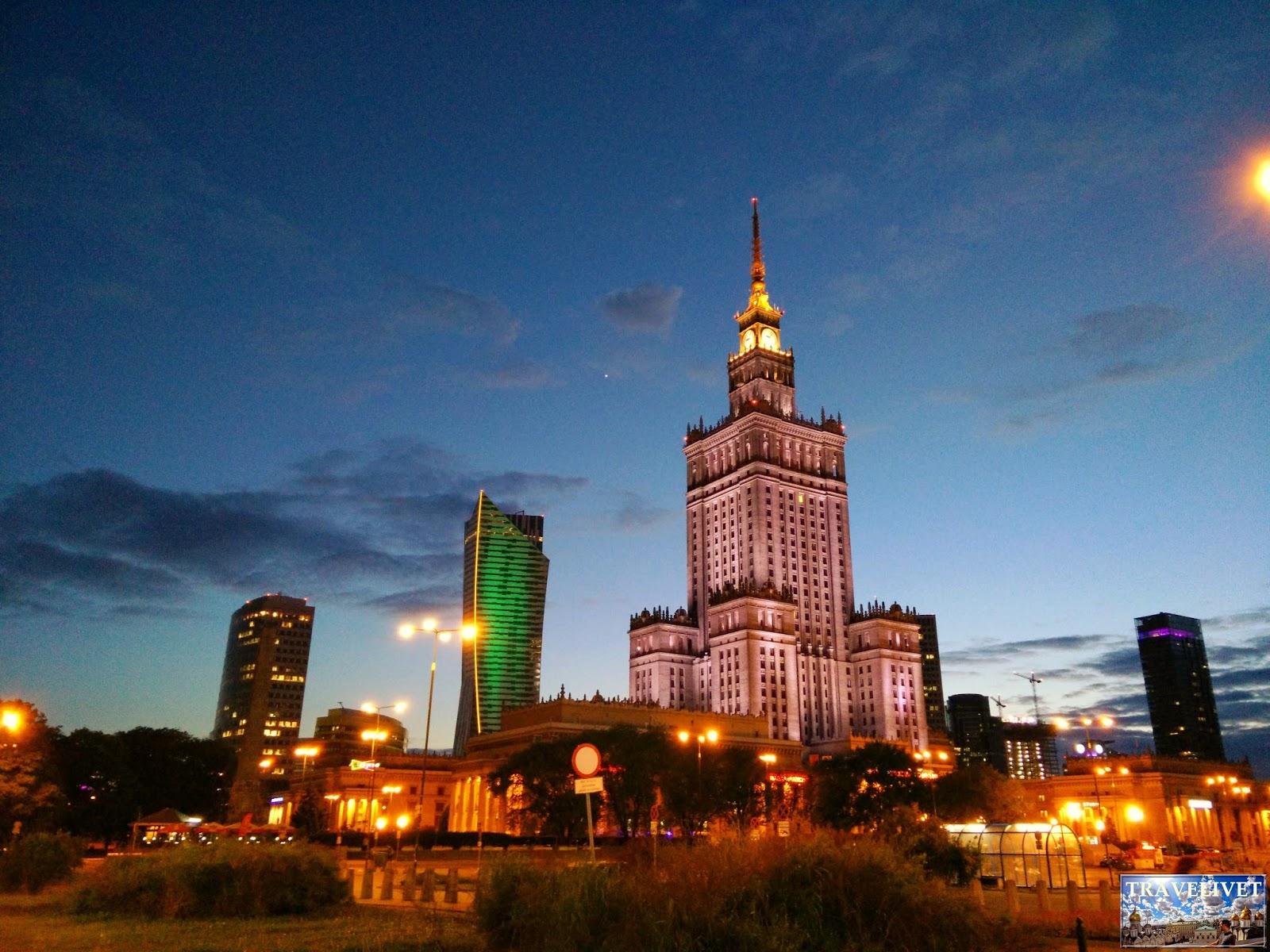 Pologne : Varsovie
