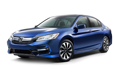 Specs Honda Accord Hybrid