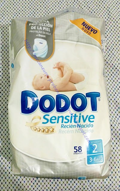PAÑALES DODOT SENSITIVE