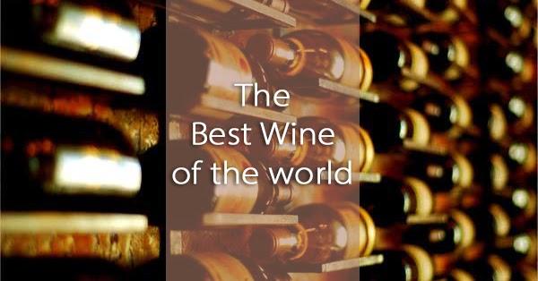 Il Vino più buono del mondo?