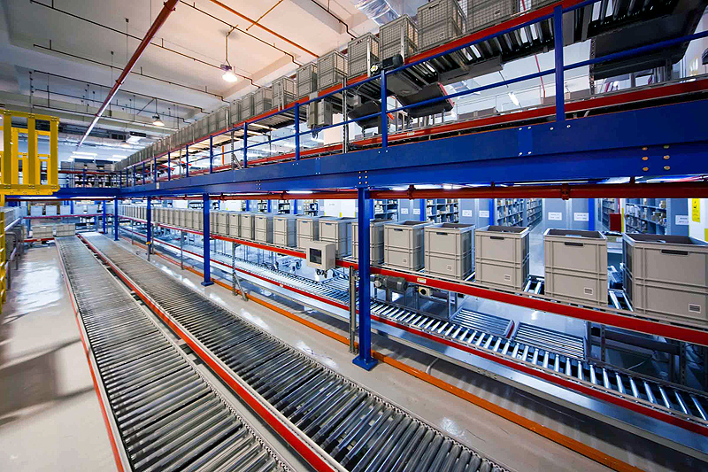 24 Market Reports: Intralogistics Conveyor Systems Market Research Report  2018