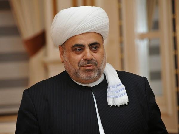 Pashazade: Por el bien de Karabaj, los musulmanes necesitan unirse
