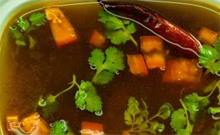Rasam Recipe in Tamil / How to make Rasam in Tamil / South Indian Rasam Recipe