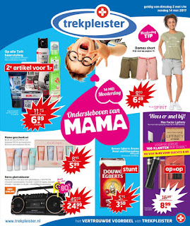 Trekpleister Folder Week 18, 02 – 14 Mei 2017