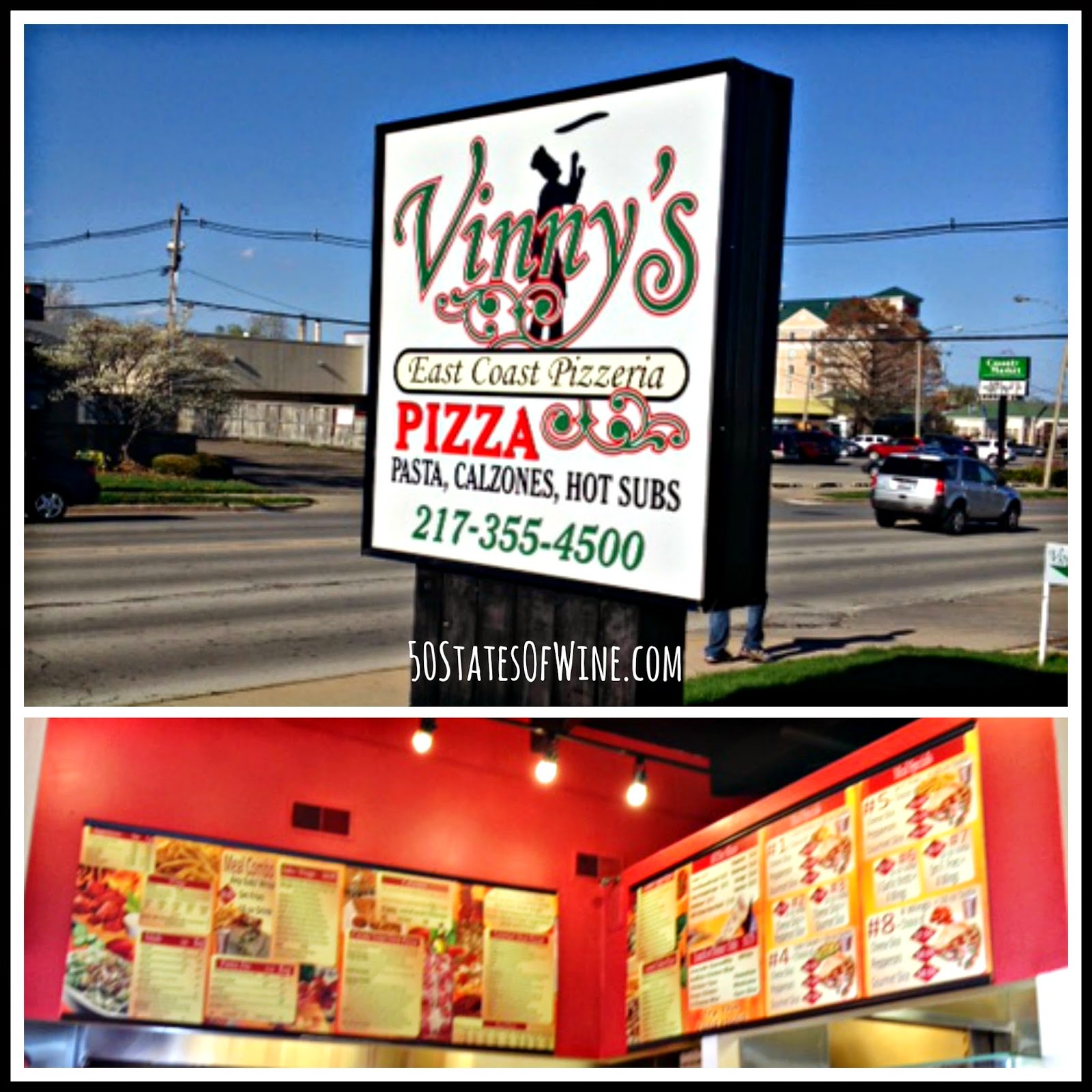 Vinny's East Coast Pizzeria