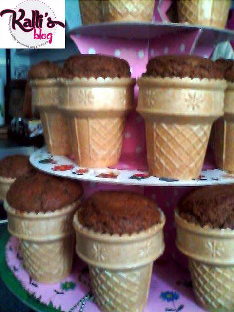 ΠαγωτοMuffins