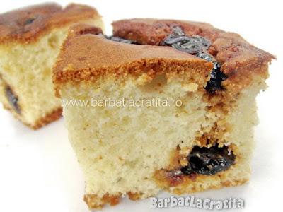 Doua prajiturele cu dulceata (imaginea finala a retetei)
