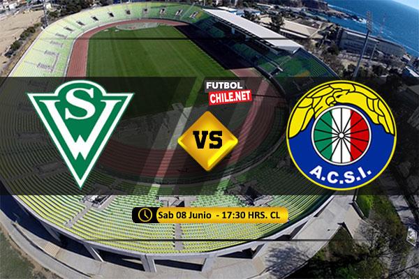 Mira Santiago Wanderers vs Audax Italiano,  en vivo y online por la Segunda Fase de la Copa Chile