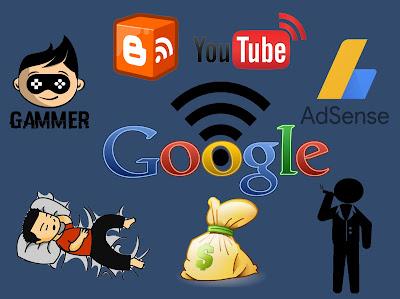 Pola aktivitas publisher google adsense yang diminati oleh pebisnis online