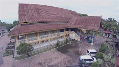 Museum Daerah Riau Sang Nila Utama Pekanbaru