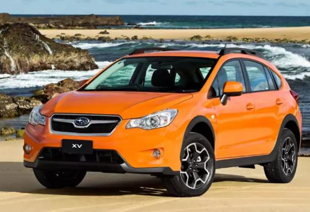 2015 Subaru XV Crosstrek 2.0i CVT Review