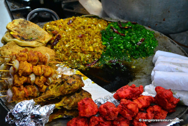 best food street in bangalore dating