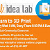 Learn to 3D Print at the Erie County Public Library