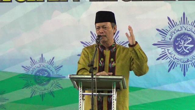 Bantah Rocky Gerung, Ketua PP Muhammadiyah: Al-Qur'an Firman dari Tuhan bukan Fiksi