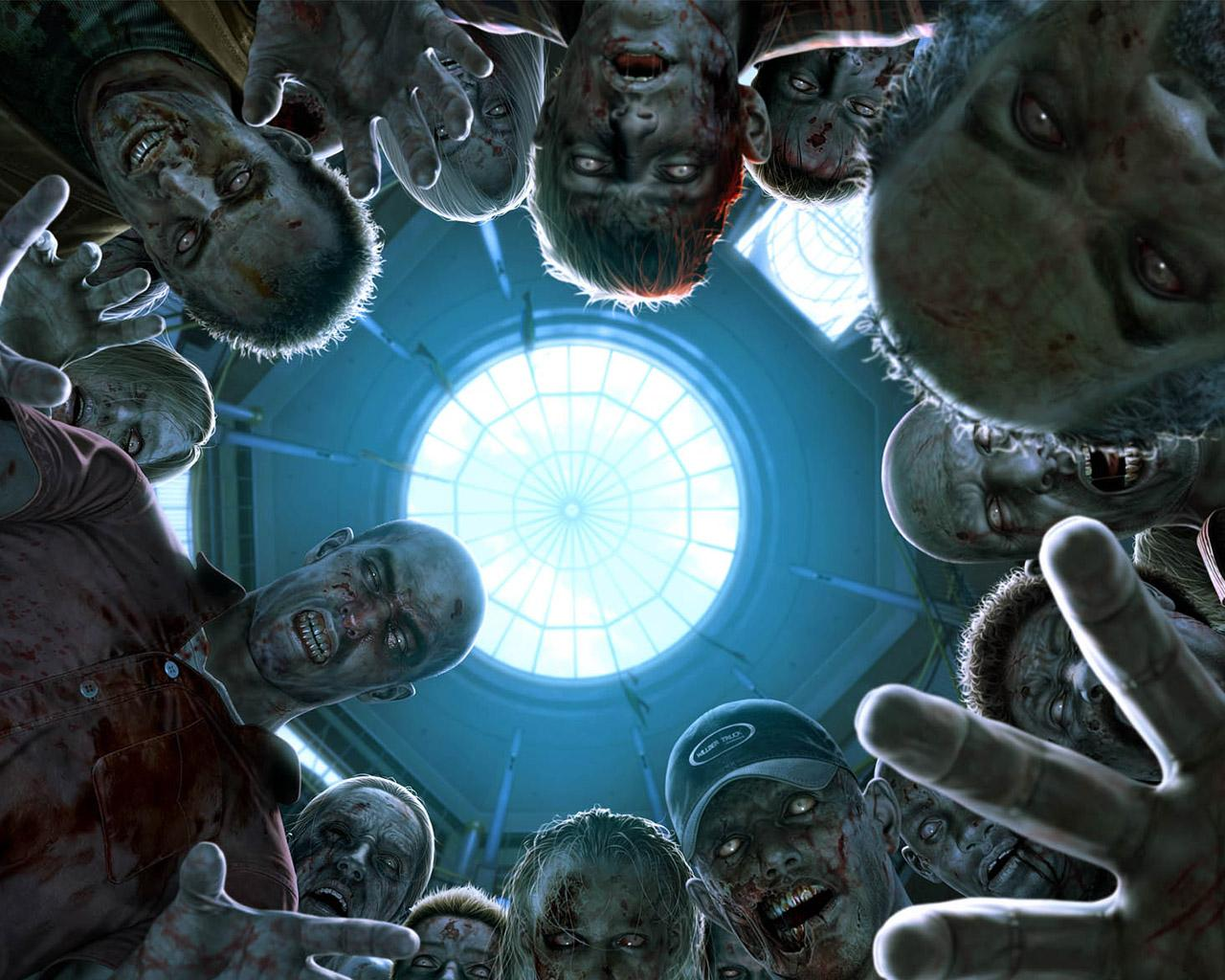 scary zombie wallpapers | Scary Wallpapers