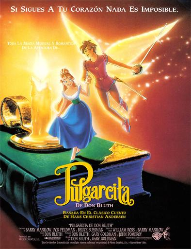 Ver Pulgarcita (Thumbelina) (1994) Online