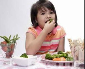 4 Makanan Bikin Anak Jadi Gemuk