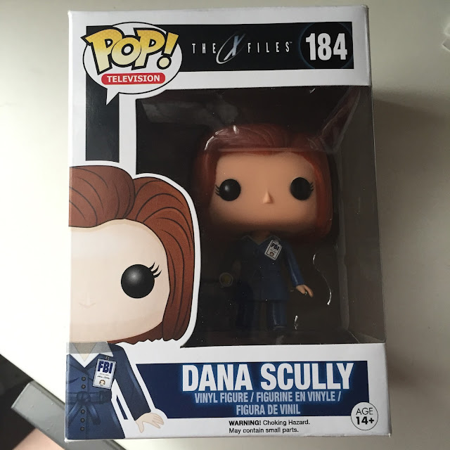 Dana Scully Pop Vinyl