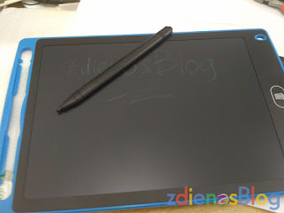 Wuxing LZS85 LCD Writing Tablet