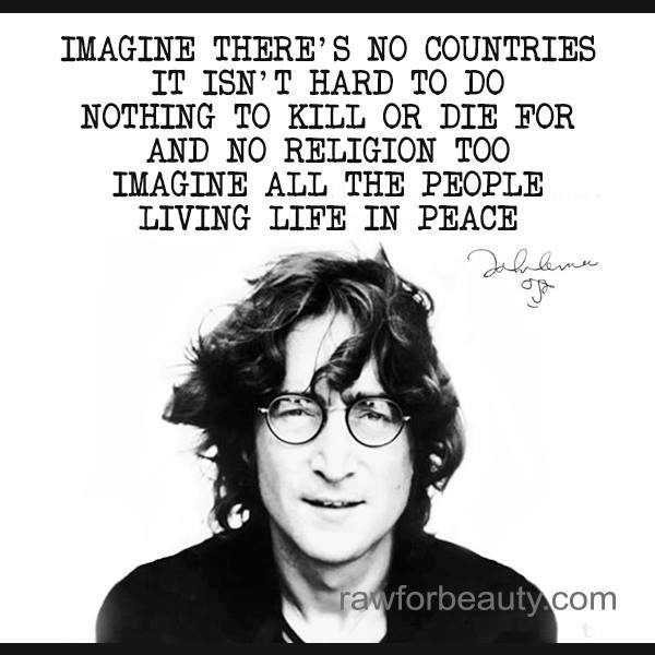 Imagine Lennon